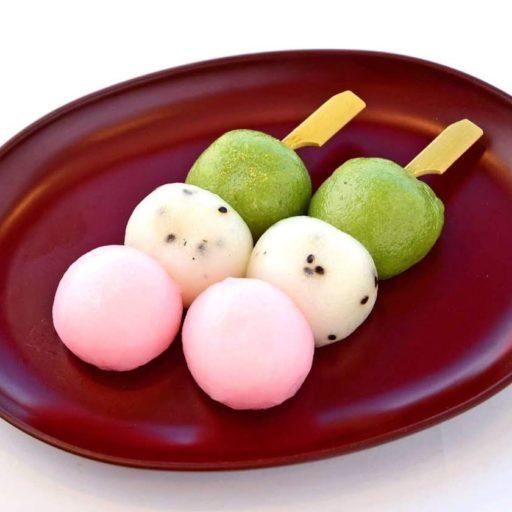 3色だんご